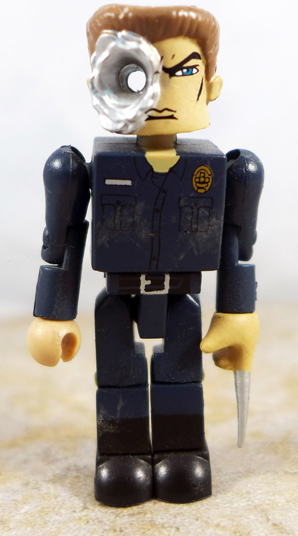 T-1000 Partial Loose Minimate (Terminator 2 Wave 1)
