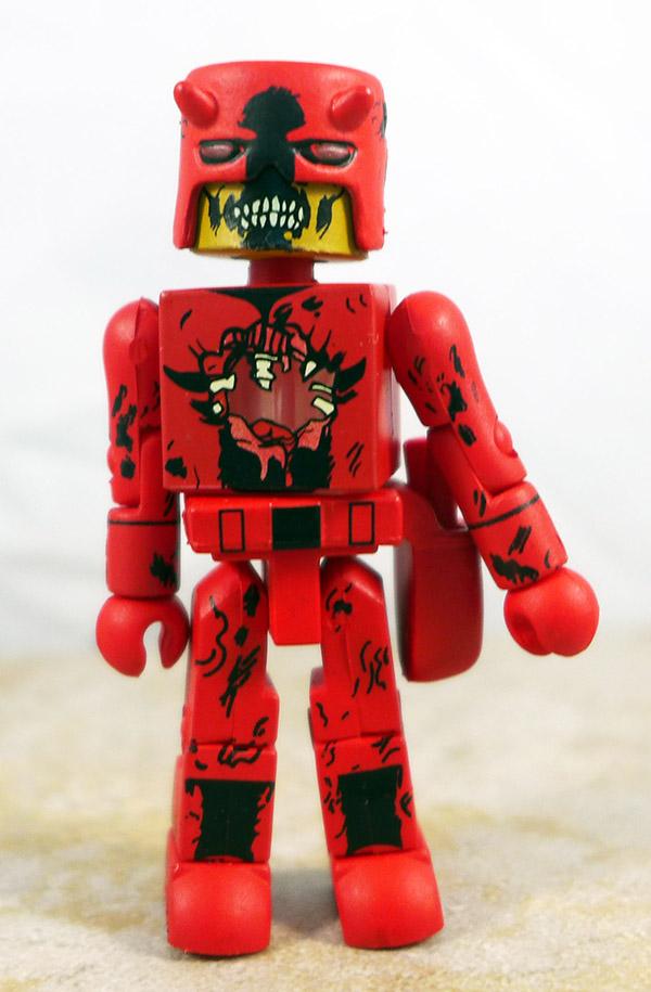 Zombie Daredevil Loose Minimate (Marvel Exclusive Two Packs)