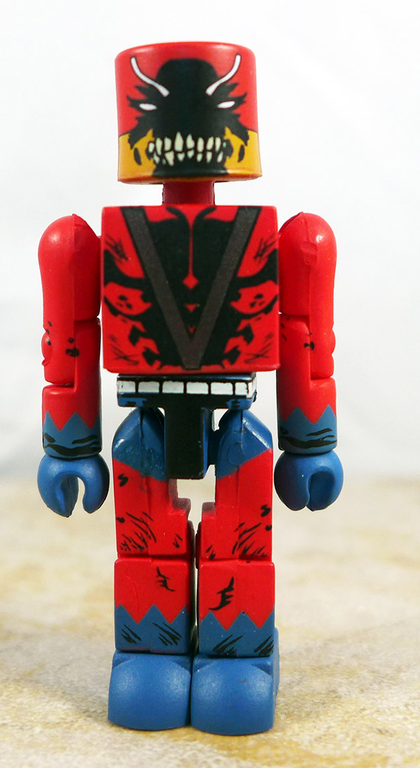 Zombie Giant Man Loose Minimate (Marvel Exclusive Two Packs)