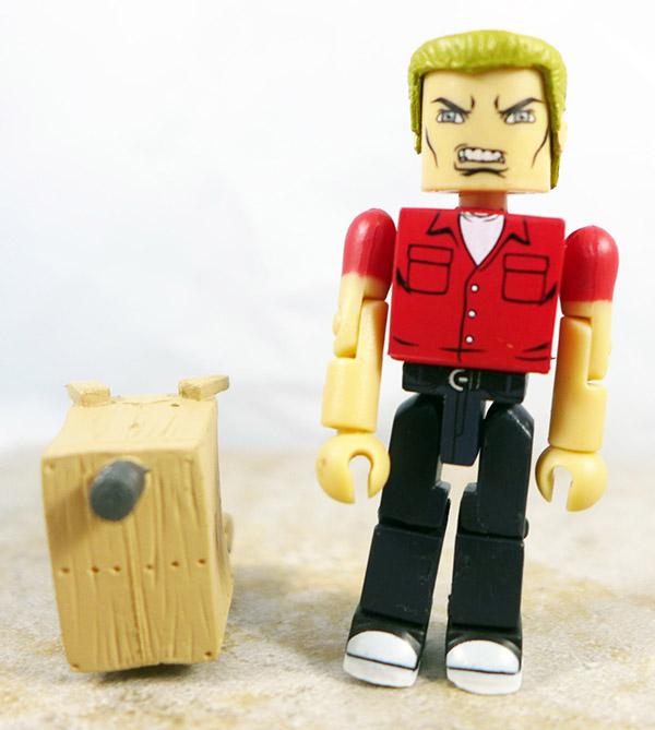 Biff Tannen Loose Minimate (Back to the Future 25th Anniversary Box Set)