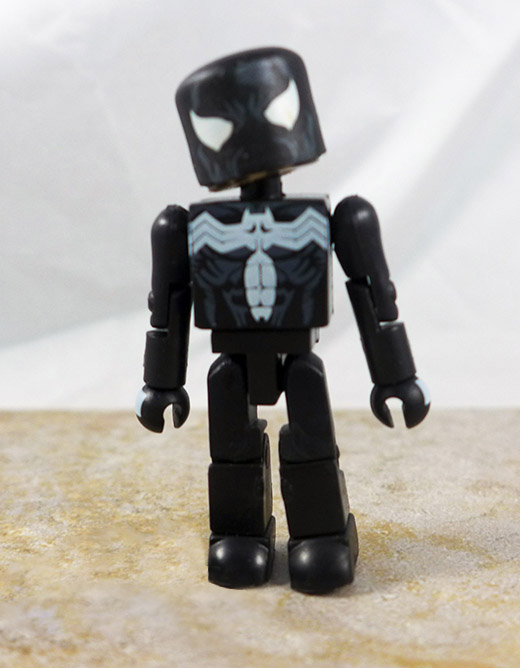 Spider-Man (Venom) Loose Minimate (Marvel Dark Avengers Box Set)