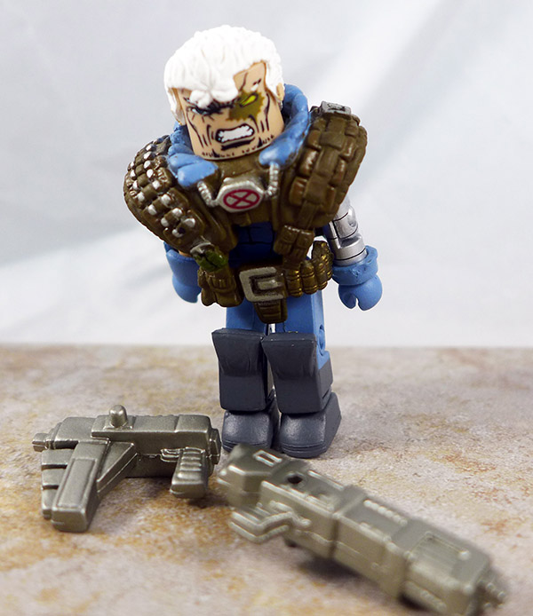 Retro X-Force Cable Loose Minimate (Marvel Wave 32)