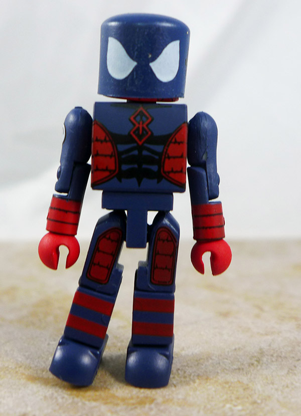 Insulated Spider-Man Loose Minimate (Marvel Wave 30)