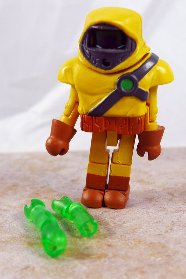 Radioactive Man Loose Minimate (Marvel Thunderbolts Box Set)