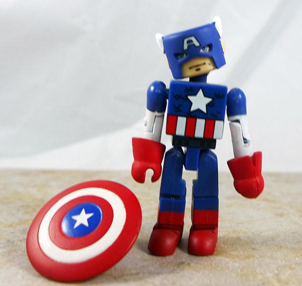 Captain America Loose Minimate (Marvel Wave 5)