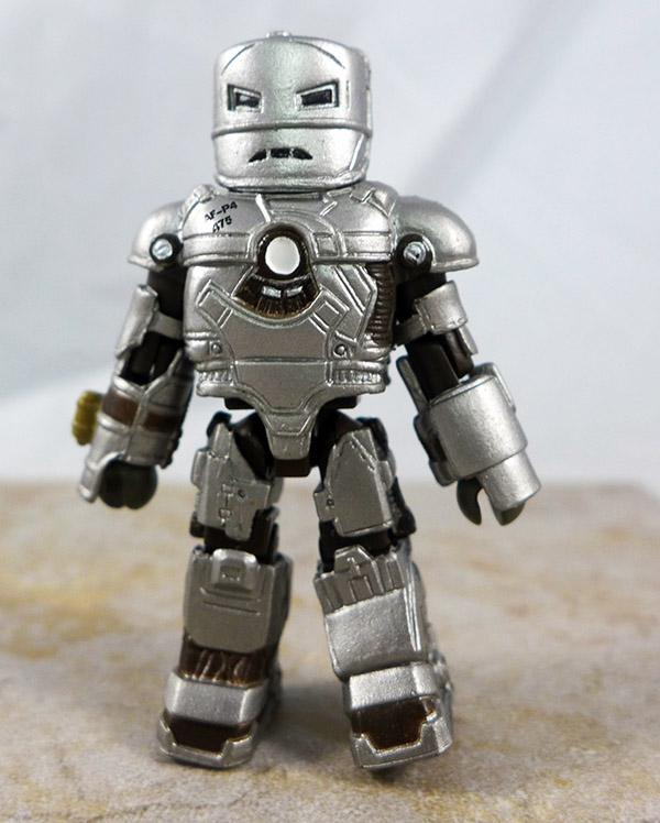 Mark I Iron Man Loose Minimate (Marvel Hall of Armor Box Set)