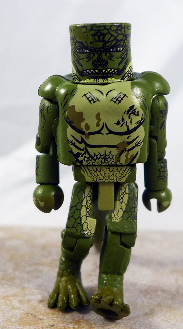 Underground Battle Lizard Loose Minimate (Marvel SDCC 2012 Exclusive Two Packs)