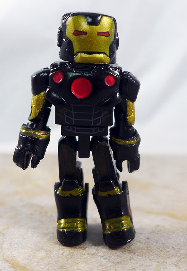 Iron Man Partial Loose Minimate (Marvel TRU Wave 16)