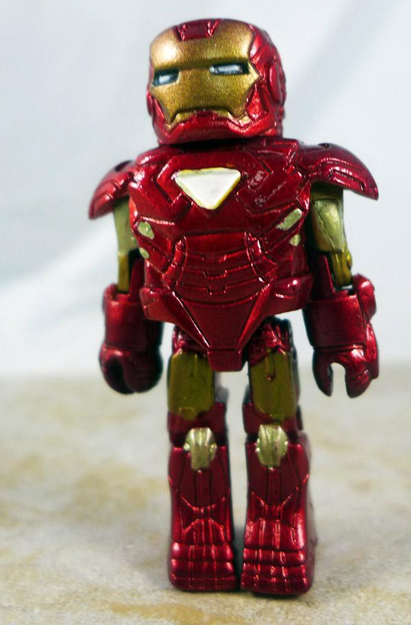 Mark VI Iron Man Loose Minimate (Marvel Hall of Armor Box Set)