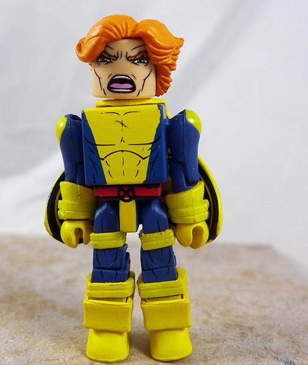 Strike Force Banshee Partial Loose Minimate (Marvel Wave 60)