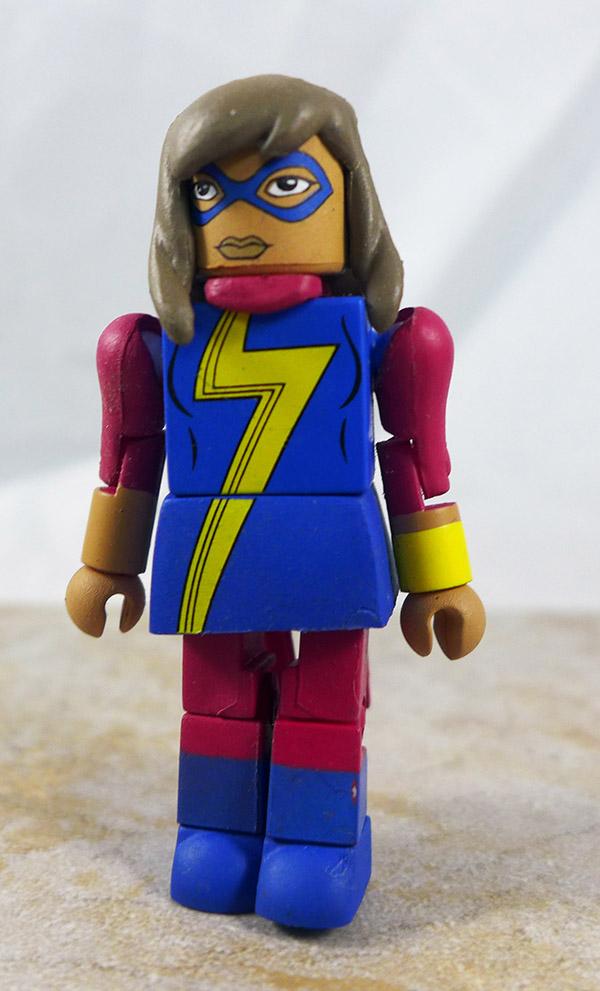 Ms. Marvel Partial Loose Minimate (Marvel Walgreens Wave 5)