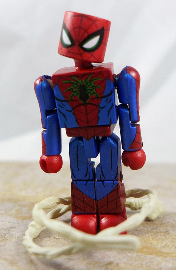 Spider-Armor Spider-Man Partial Loose Minimate (Marvel TRU Wave 25)