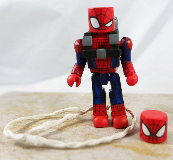 Jet-Pack Spider-Man Loose Minimate (Marvel Walgreens Wave 3)