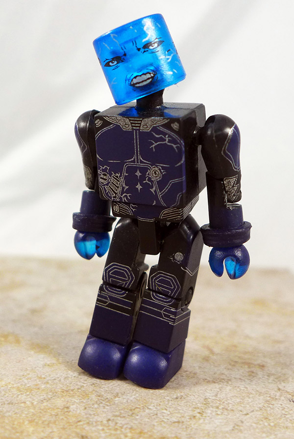 Electro Partial Loose Minimate (Marvel TRU Amazing Spider-Man 2 Two Packs)