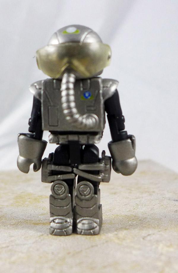 Pilot (Silver) Loose Minimate (M.A.X. SDCC 2010 Promotional Single Pack)