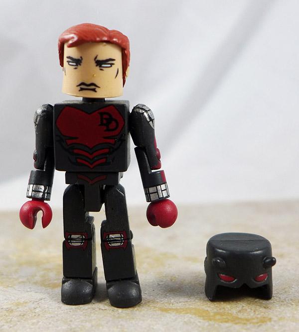 Armored Daredevil Partial Loose Minimate (Marvel Wave 29)