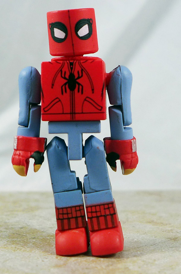 Homemade Suit Spider-Man Partial Loose Minimate (Marvel Wave 73)