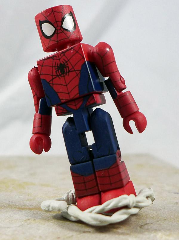 Spider-Man Loose Minimate (Marvel Walgreens Wave 7)