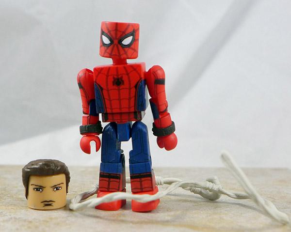 Spider-Man Loose Minimate (Marvel Wave 73)