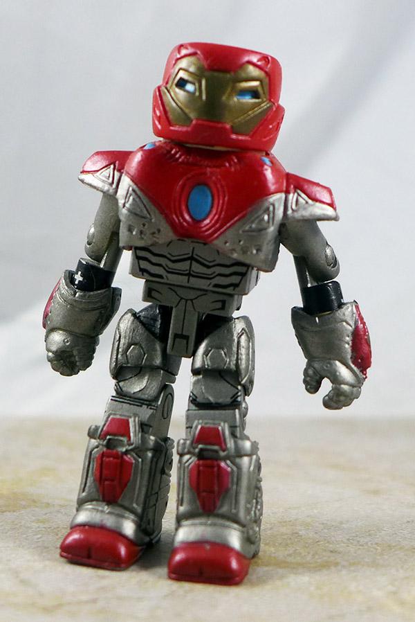 Iron Man Partial Loose Minimate (Marvel Wave 27)