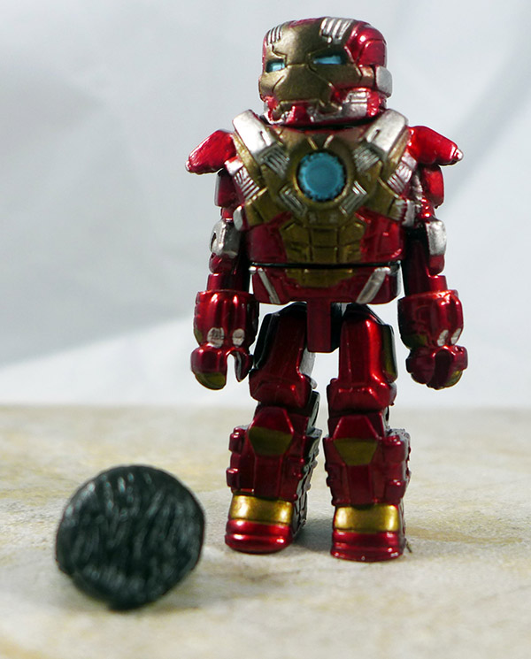 Heartbreaker Iron Man Loose Minimate (Marvel TRU Iron Man 3 Two Packs)