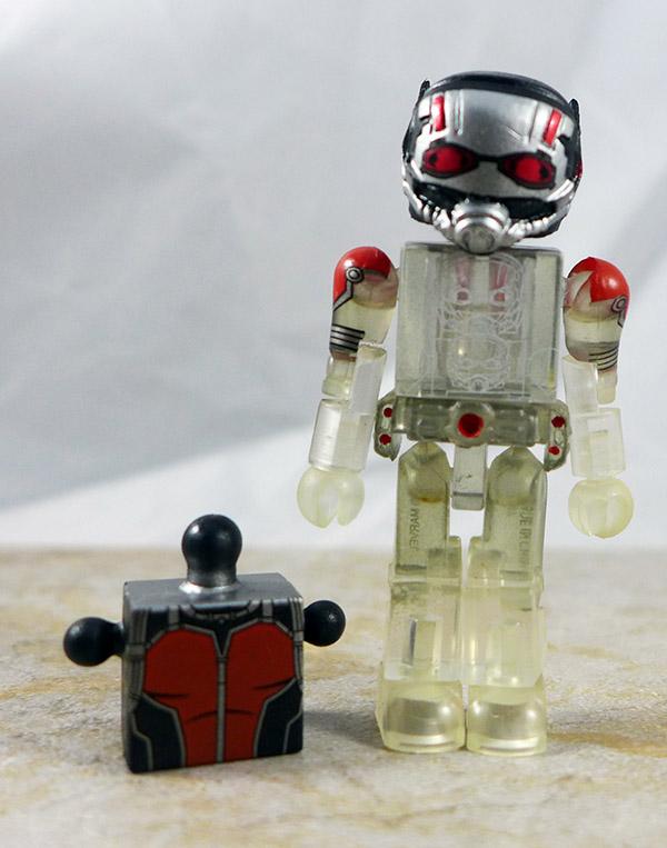Shrinking Ant-Man Partial Loose Minimate (Marvel Ant-Man Movie Box Set)