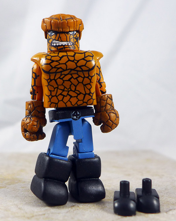 Thing Partial Loose Minimate (Marvel TRU Wave 8)