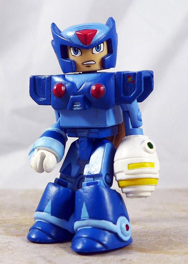 Mega Man Zero Partial Loose Minimate (Marvel vs. Capcom TRU SDCC Box Set)