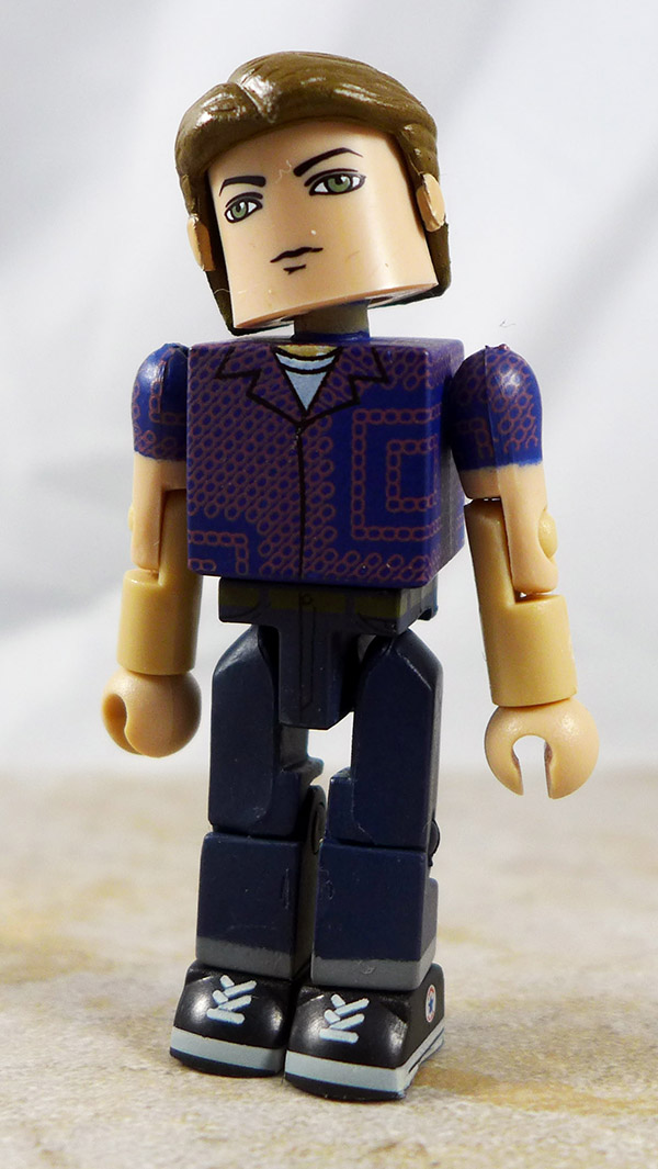 50's Marty McFly Loose Minimate (Back to the Future Previews Exclusive Two Pack)