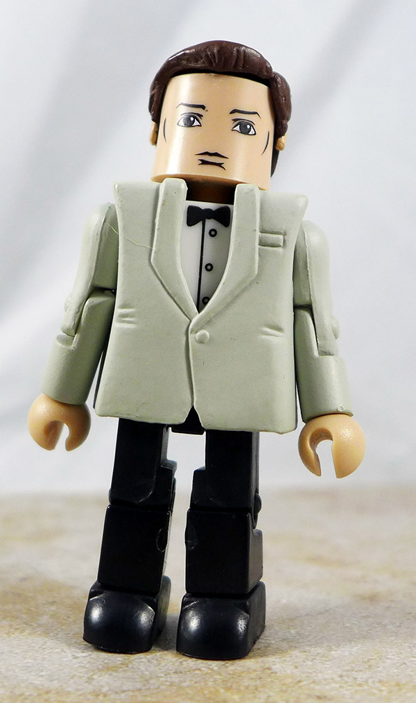 George McFly Loose Minimate (Back to the Future Previews Exclusive Two Pack)