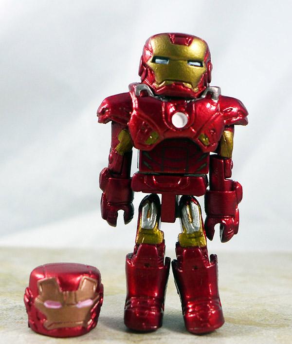 Mark VII Iron Man Loose Minimate (Marvel Hall of Armor Box Set)