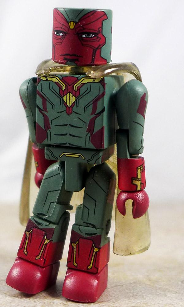 Vision Loose Minimate (Marvel TRU Captain America: Civil War Wave 1)