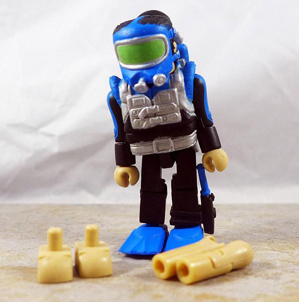 Undersea Rescuer 1 Loose Minimate (Elite Heroes Wave 2)