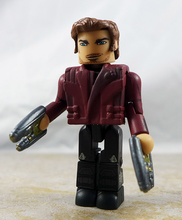 Star-Lord Loose Minimate (Marvel Walgreens Infinity War Wave 1)