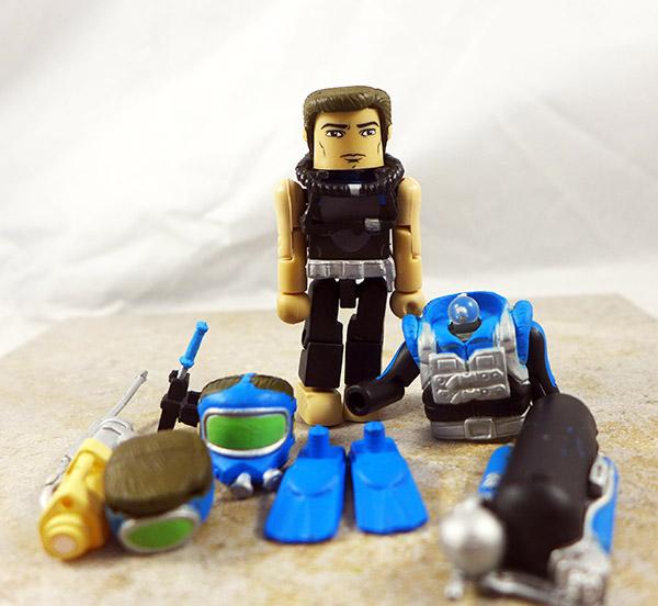 Undersea Rescuer 2 Loose Minimate (Elite Heroes Wave 2)