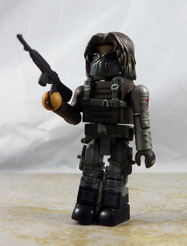 Winter Soldier Partial Loose Minimate (Marvel Wave 55)