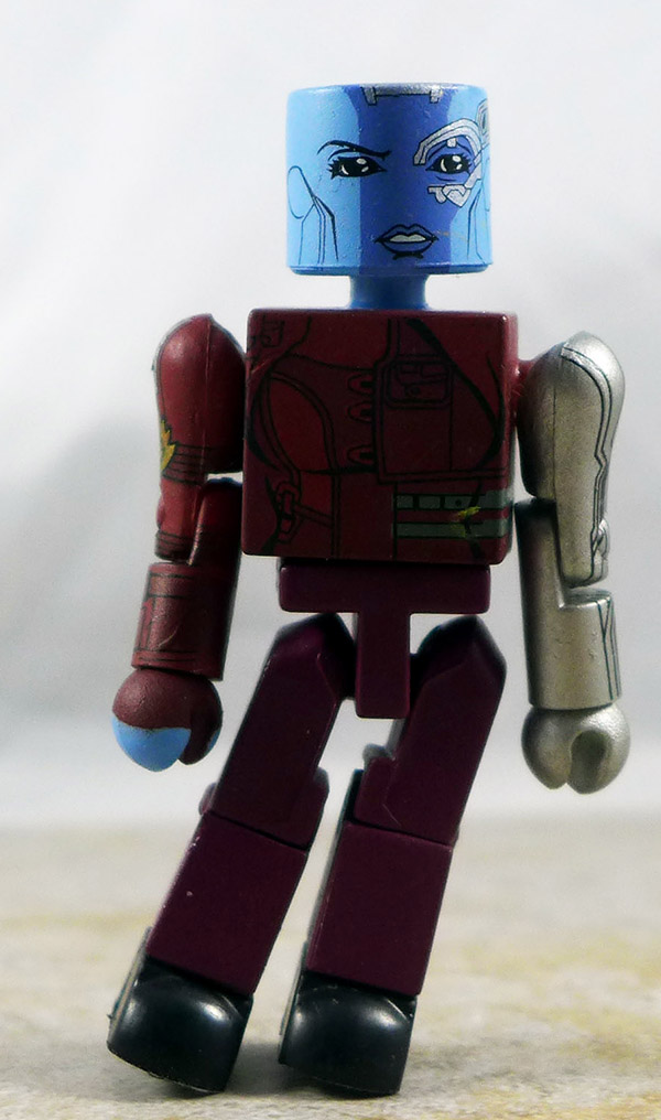 Nebula Partial Loose Minimate (Marvel TRU Guardians of the Galaxy Vol. 2 Two Packs)