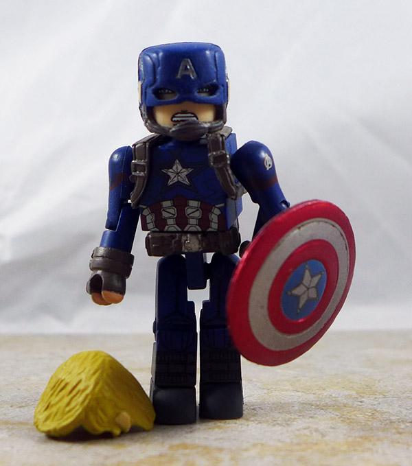 Captain America Loose Minimate (Marvel Wave 66)