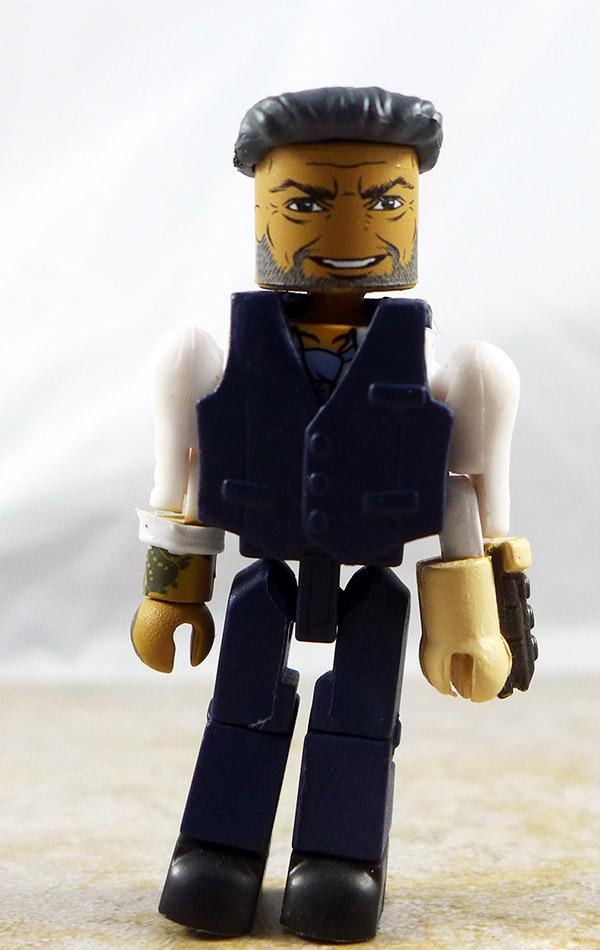 Ulysses Klaue Partial Loose Minimate (Marvel Walgreens Black Panther Two Packs)