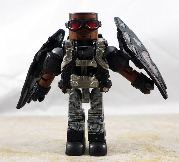 Falcon Partial Loose Minimate (Marvel Wave 55)