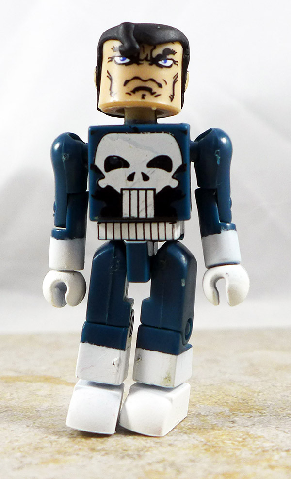 The Punisher Loose Minimate (Marvel SDCC 2004 Exclusive)