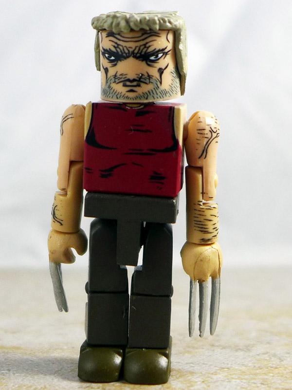 Logan Loose Minimate (Marvel TRU Wave 5)
