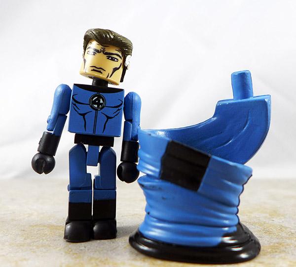Mr. Fantastic Loose Minimate (Marvel TRU Wave 8)