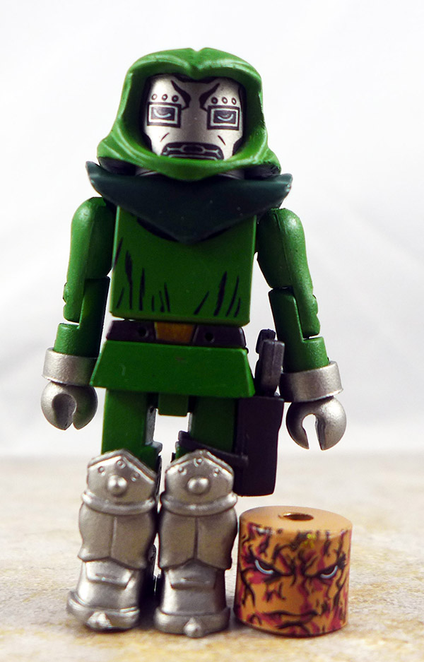 First Appearance Dr. Doom Loose Minimate (Marvel TRU Wave 8)