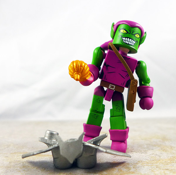 Green Goblin Partial Loose Minimate (Marvel 'Best of