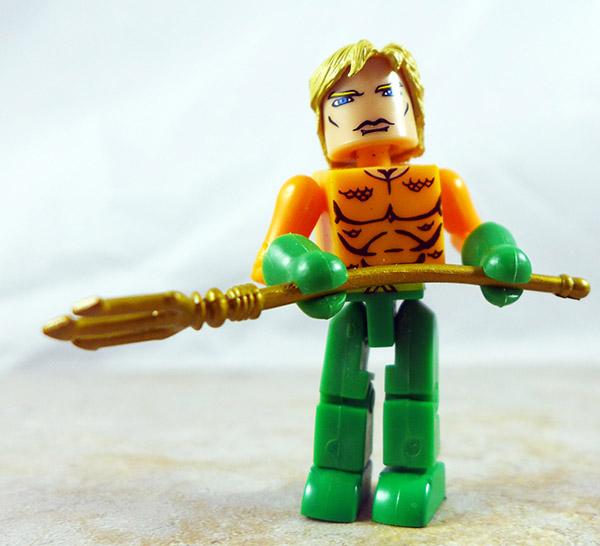 Aquaman Loose Minimate (DC Series 3)