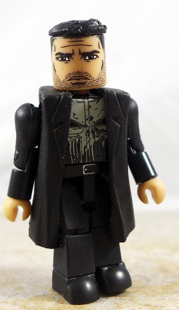 Punisher Partial Loose Minimate (Marvel SDCC Netflix Two Pack)