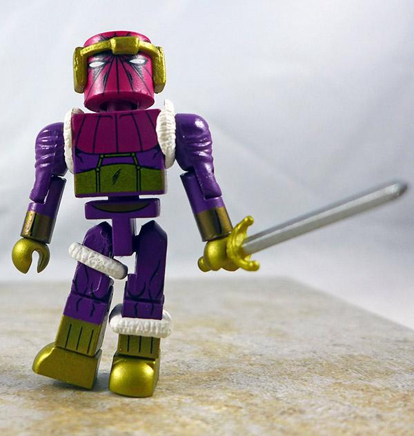 Baron Zemo II Partial Loose Minimate (Marvel Series 50)