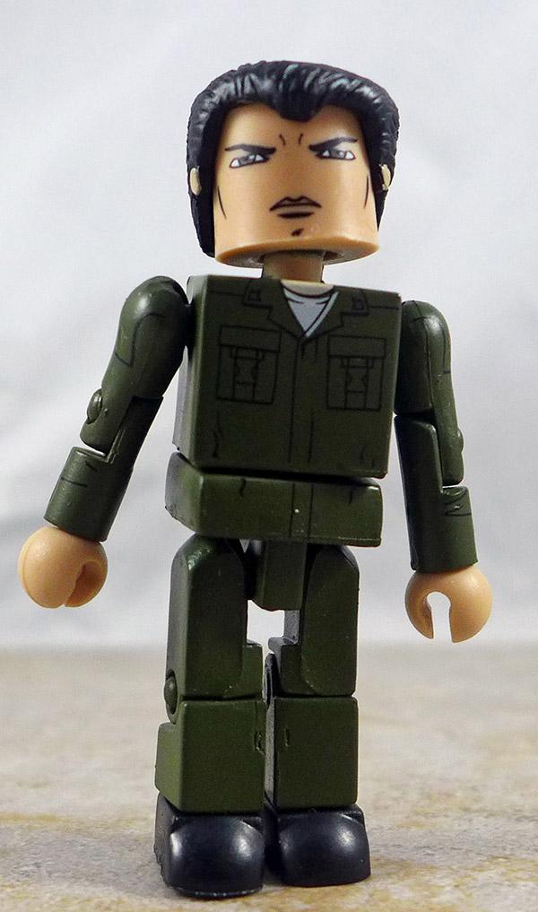 Chief Tyrol Loose Minimate (Battlestar Galactica TRU Series 2)