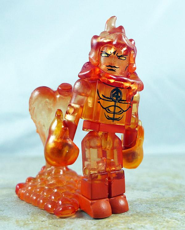 Human Torch Loose Minimate (Marvel TRU Wave 8)